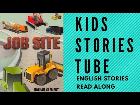 Job Site | English stories for kids - English children's books read aloud