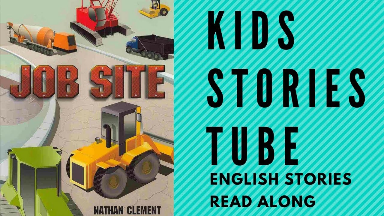 job site english stories for kids english children u0027s books