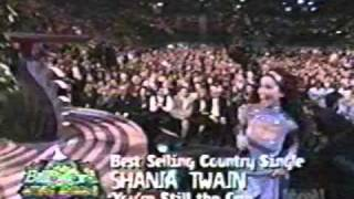 Shania Twain   BillBoard 1998, Female Artist Of The Year