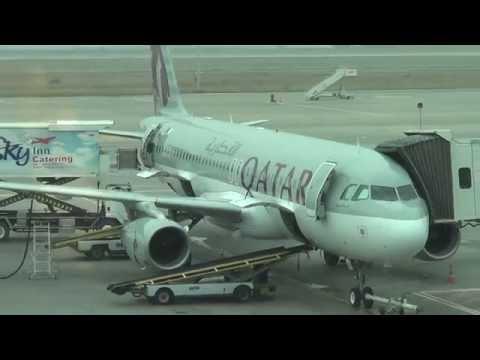 21 10 15 Airbus A 320 232  4754 A7 AHI Tbilisi Baku Qatar Airways