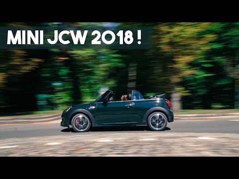 On The Road Avec La Mini Cooper S Cabrio Jcw Youtube
