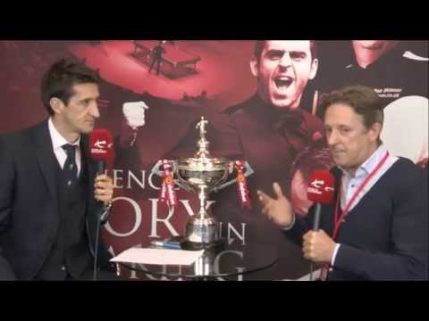 snookerLIVE - Sunday 27th - Evening Show with mental coach, Chris Henry