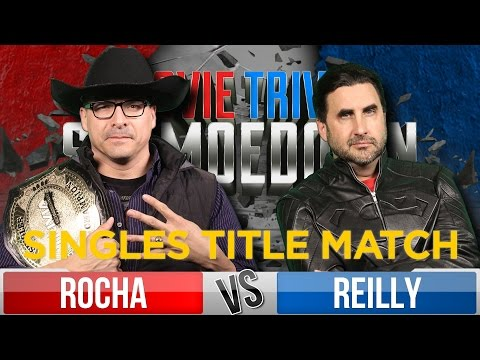 Movie Trivia Schmoedown Championship Match - John Rocha Vs Mark Reilly/Perri Vs Brianne