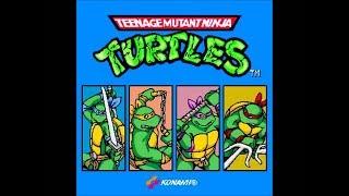 Teenage Mutant Ninja Turtles / Konami game 1989 / Longplay