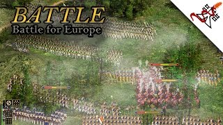 Cossacks 2: Battle for Europe - BATTLE OF THE NATIONS | Battle  [VERY HARD/1080p/HD]