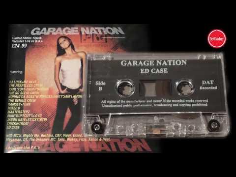 Ed Case & MC CKP - Garage Nation - Halloween Affair - October 2001