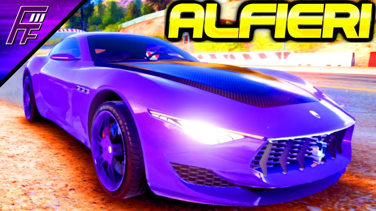 UNEXPECTEDLY UNDERRATED?!? Maserati Alfieri (4* Rank 3181) Multiplayer in  Asphalt 9