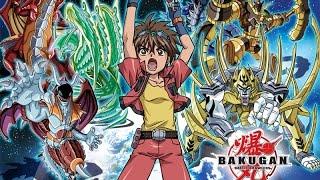 Bakugan Battle Brawlers Opening 2 Full
