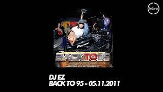 DJ EZ - Back to 95