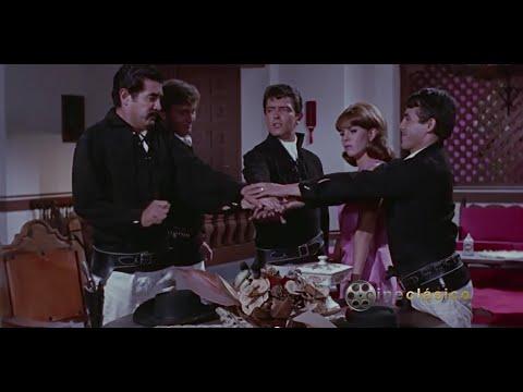 Patrulla de Valientes (1968) - Trailer - Manuel Arvide, René Barrera, Carlos Cardán