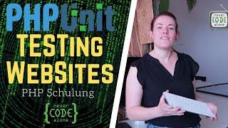 PHP Training mit Live Project mit Codeception für TYPO3 und Magento
