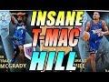 NBA 2K18 MYTEAM DIAMOND TRACY MCGRADY   GRANT HILL GAMEPLAY  THIS ISN T EVEN FAIR