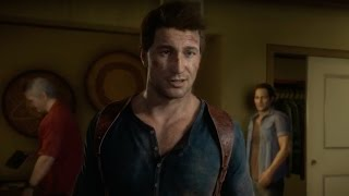 Uncharted 4: A Thief's End Official Gameplay Trailer