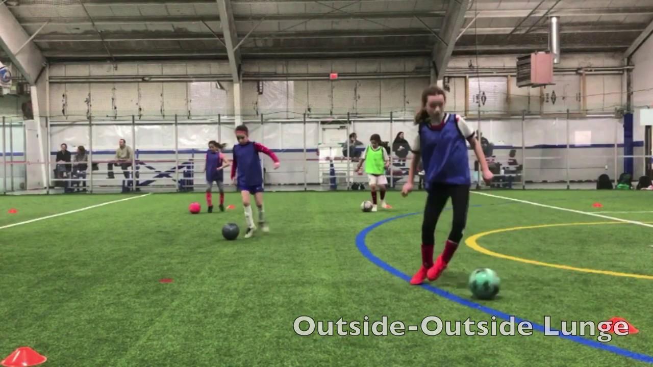 Youth Soccer U10 Dribbling Drills