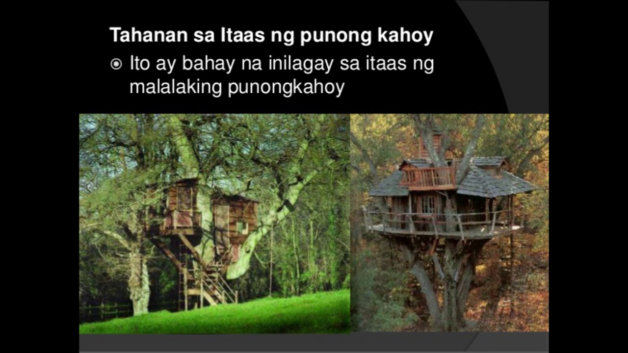 panahanan meaning in filipino