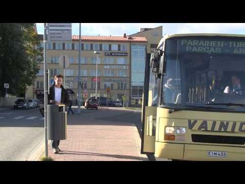 Kulkuvälineet - Public transport in Finland