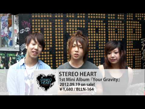 STEREO HEART | 激ロック動画メッセージ