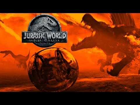 Why The Spinosaurus vs. T-Rex Rematch Was Cut From Jurassic World Fallen Kingdom