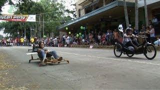 Bangalow Billy Cart Derby 2014