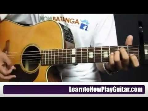 Fly Nicky Minaj Feat. Rihanna Guitar Cover-LearntoHowPlayGuitar.com