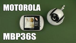Розпакування Motorola MBP36S
