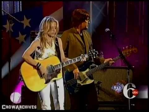 "Sheryl Crow - ""Leaving Las Vegas"" (Live in Philly, 4 July 2009) Mp3"