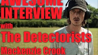 Interview with The Detectorists' Mackenzie Crook