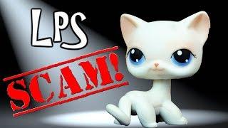 I GOT LPS SCAMMED AGAIN?! Littlest Pet Shop Scam Story Time | MLP Fever