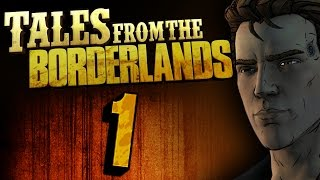 Tales From The Borderlands - Episode 1: Zer0 Sum - Part 1
