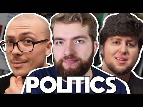 YouTubers And Politics: How (Not) To Present An Opinion