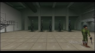 GoldenEye 007 N64 - Japanese Facility - 00 Agent (Custom level)
