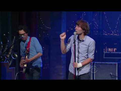 Phoenix  1901  on Letterman 18 Juin 2009