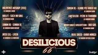 DJ Shadow Dubai | Desilicious 66 | Audio Jukebox