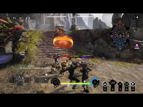 Paragon Gold Players road to diamond league Kallari