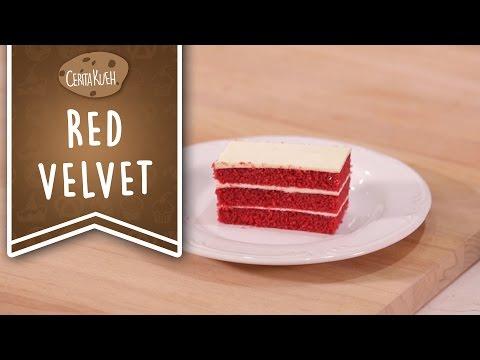 Resep Membuat Kue Red...