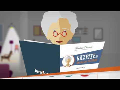 Famileo : Vidéo institutionnelle