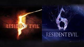 Resident Evil 5 and Resident Evil 6 - Nintendo Switch Launch Trailer