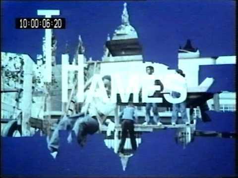News Ident - Thames at Six - 1977