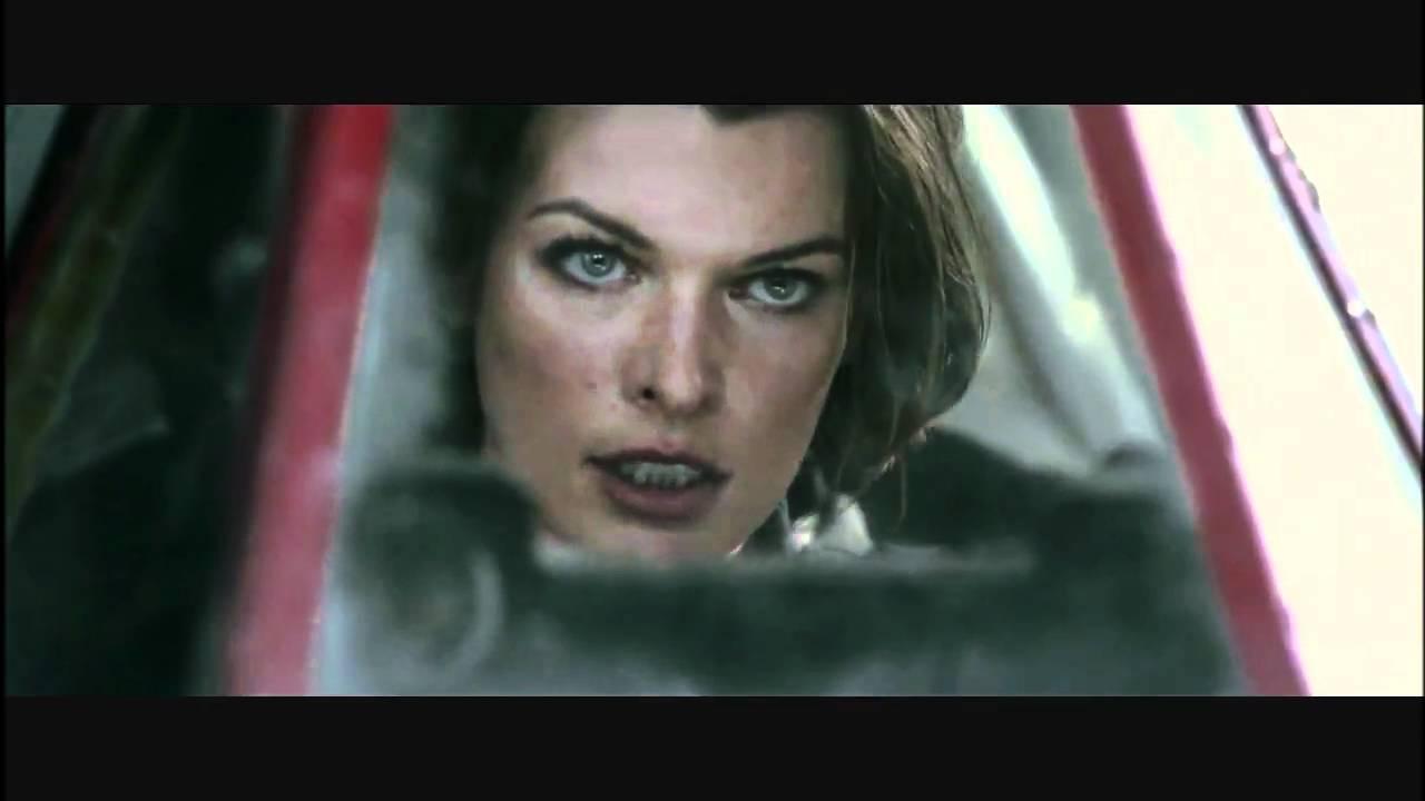 Resident Evil Afterlife Alice S Death Alternate Scene Youtube