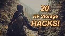 20 RV Storage Hacks