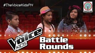 Team Lea Battle Rehearsal: Gabie vs Yssa vs Julian Video