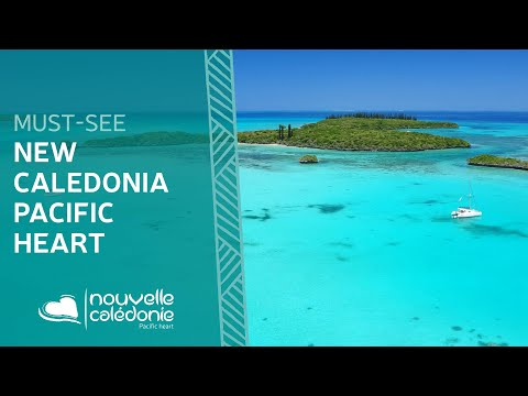 New Caledonia, Pacific heart ...
