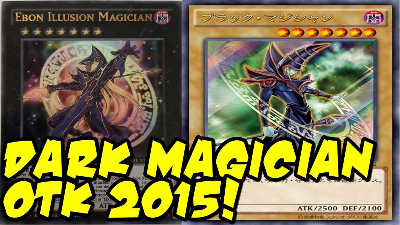ygopro dark magician otk 2015 youtube
