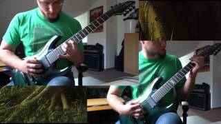 The Devin Townsend Band - Gaia cover