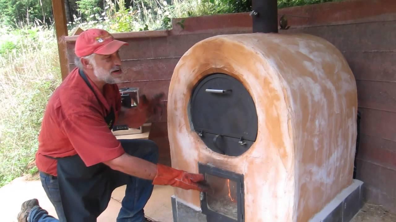 Big Bear Camp Barrel Oven Youtube