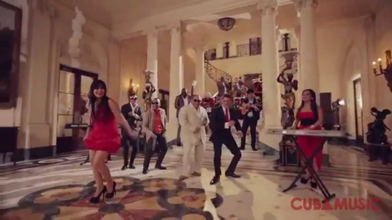 "Elio Reve y su Charangon ""Esa soy yo Cuba"" - Timba Cubana 2014"