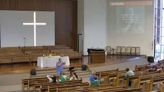 Culto da manhã - Rev. Walter Mello 10/11/2019