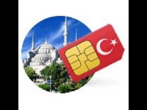 Турция: Мобильный интернет - как подключить, сколько стоит?
