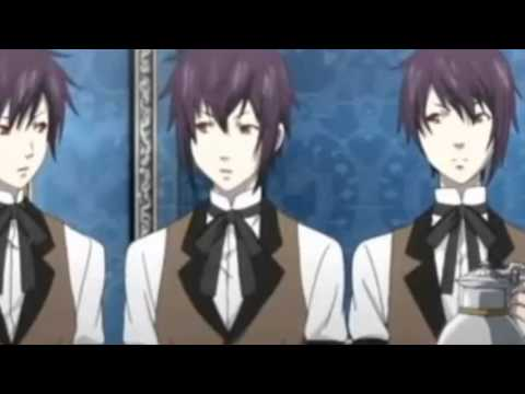 Black Butler - Kidnap the Sandy Claws