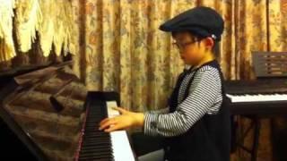 小1 佐久間一之進 Summer ピアノソロ